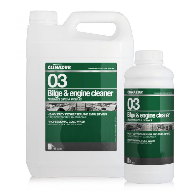 ClinAzur 03 Καθαριστικό Bilge Cleaner