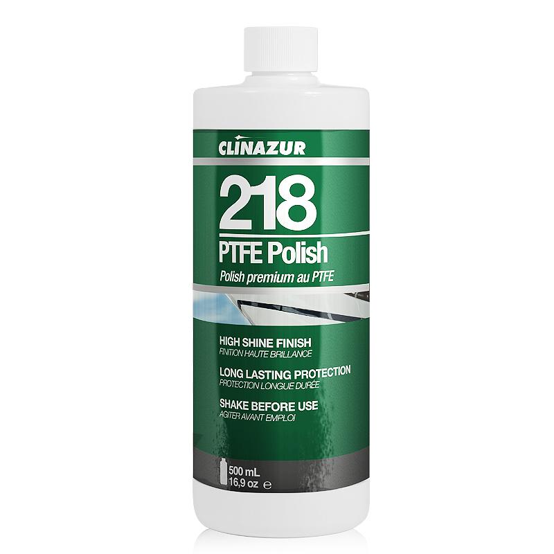 ClinAzur 218 Γυαλιστικό High Gloss Teflon Polish