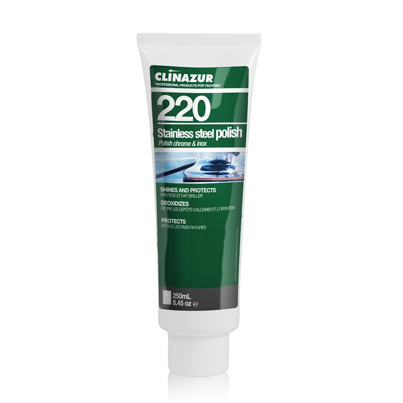 ClinAzur 220 Καθαριστική αλοιφή για μέταλλα