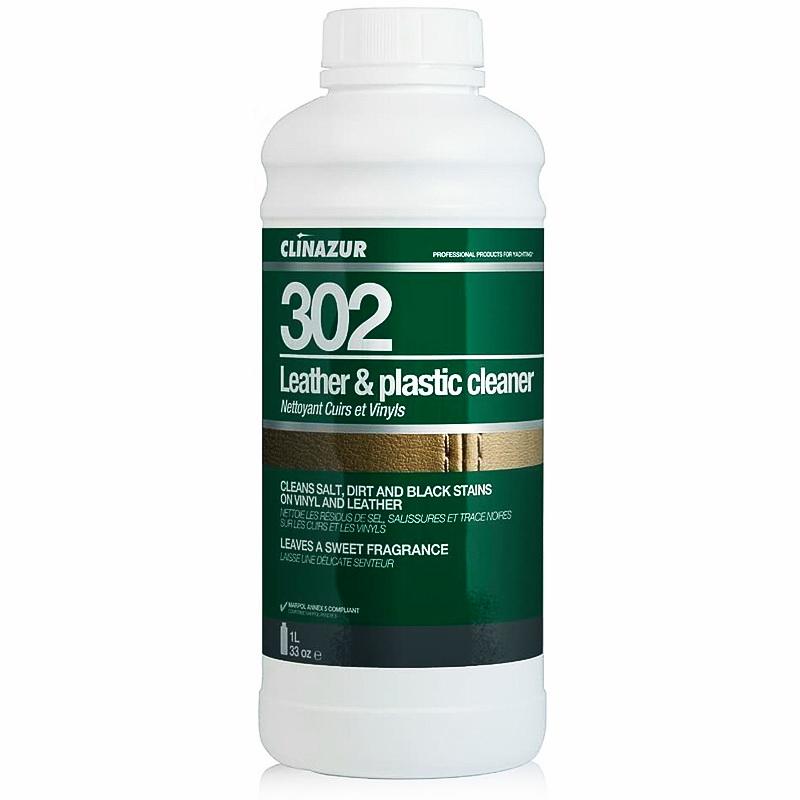 ClinAzur 302 Καθαριστικό Leather and vinyl cleaner