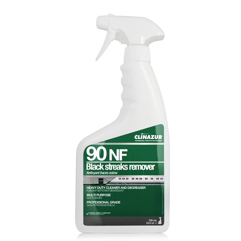ClinAzur 90NF Καθαριστικό Multi-purpose/ black streaks remover cleaner