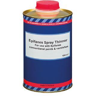 Epifanes Spray thinner - ΔΙΑΛΥΤΙΚΟ ψεκαστήρων γιά βαφές & βερνίκια 1000ml