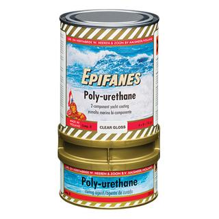 Epifanes poly-urethane clear gloss 750ml