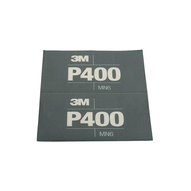 3M HOOKIT™ FLEXIBLE ABRASIVE SHEET P400 - P600 - P800 - P1000 - P1200 - P1500