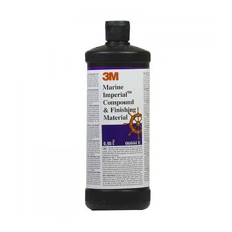 3M MARINE IMPERIAL™ COMPOUND AND FINISHING MATERIAL